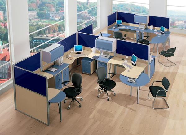 Система видеонаблюдения в офисе